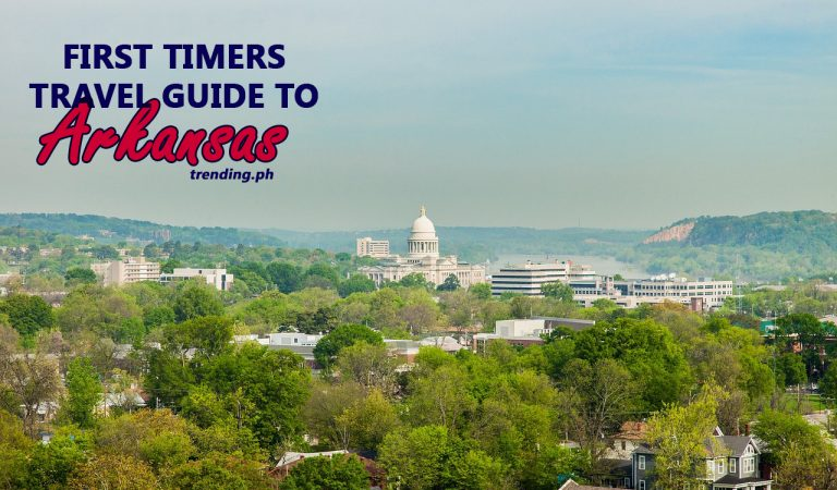First timers travel guide to Arkansas, USA!