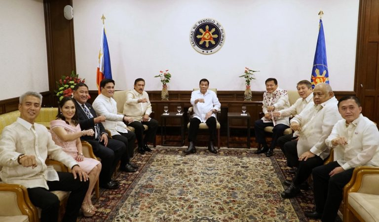 3rd State of the Nation Address of Pres. Duterte [IN PHOTOS]