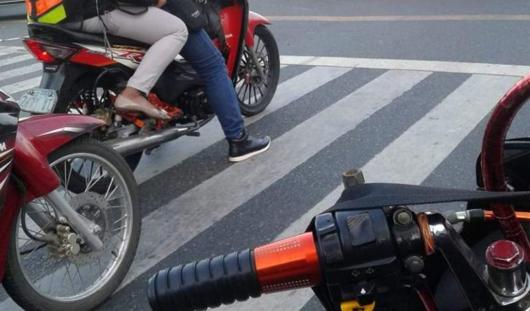 "Signs that you are a ""Kamote Rider"""