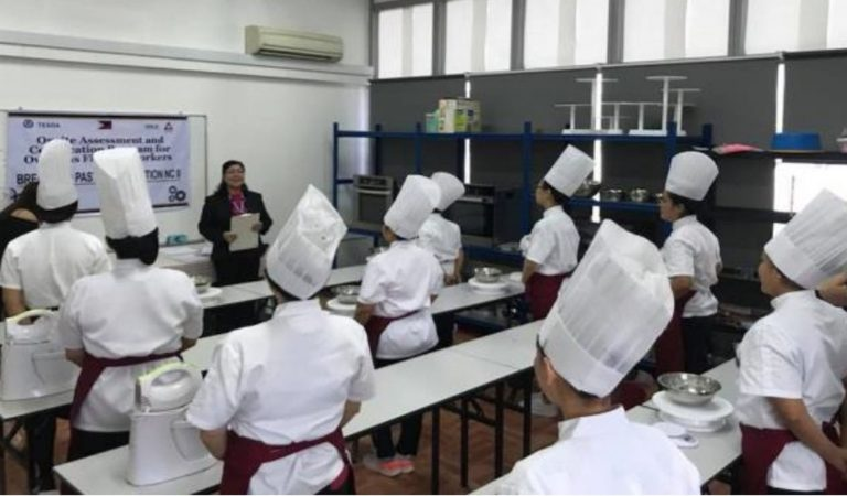 TESDA certifies skills competency of over 2K OFWs abroad