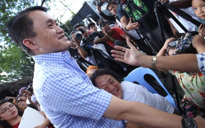 Go, Andanar laud Palace reporters' dedication in covering PRRD