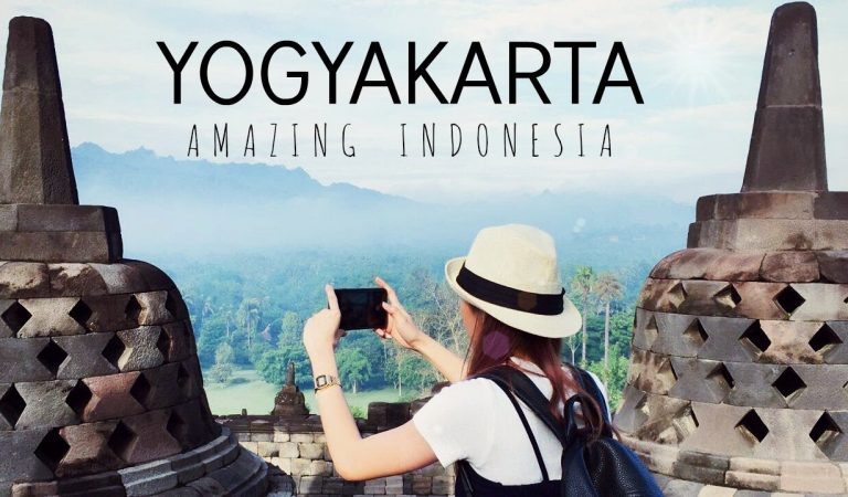 Travel to Yogyakarta Indonesia in just 2 Days