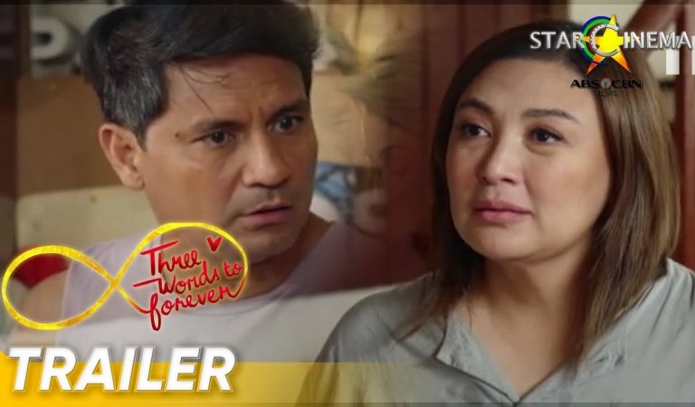 Rick at Cristy   'Three Words To Forever'   Sharon Cuneta, Richard Gomez