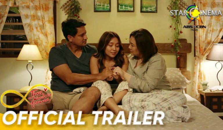 New Trailer | 'Three Words To Forever' | Sharon Cuneta, Richard Gomez, Kathryn Bernardo