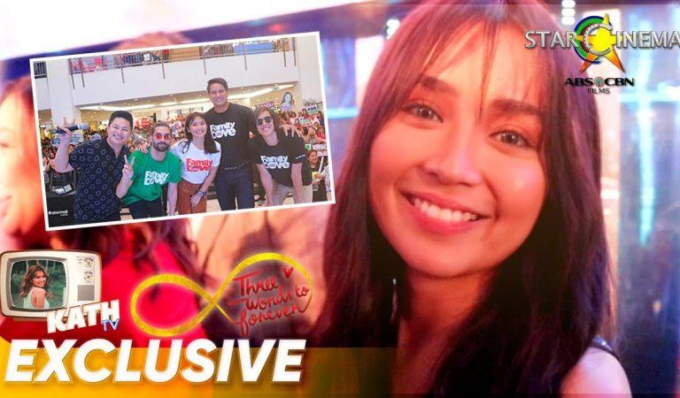 Kath TV Ep. 2 | 'Three Words To Forever' | Kathryn Bernardo
