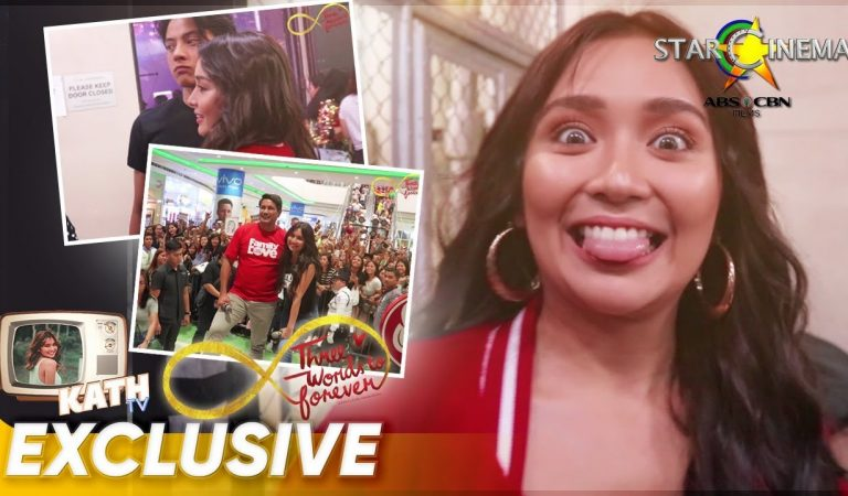 Kath TV Ep. 3 | 'Three Words To Forever' | Kathryn Bernardo