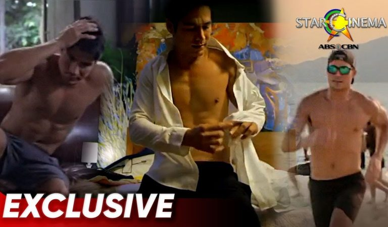 All of Piolo Pascual's shirtless moments