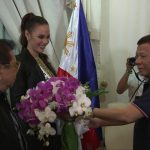 Courtesy Call of Ms  Universe 2018 12/20/2018