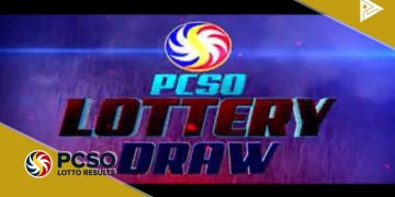 PCSO 9 PM Lotto Draw, January 15, 2019