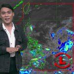 PTV INFO WEATHER: Northeast monsoon, nakakaapekto sa bahagi ng Luzon