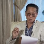 Tete-A-Tete with Presidential Chief Legal Counsel Secretary Salvador Panelo 9/11/2018