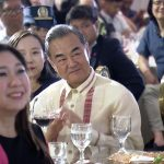 Thanksgiving Dinner of Former Department of Foreign Affairs Secretary Alan Peter Cayetano