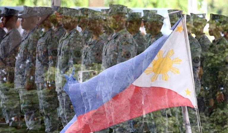 AFP welcomes New Year with resolve, hopes of peace