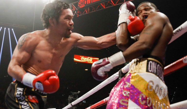 Pacquiao 'displayed his vintage form' in fight vs. Broner: Palace