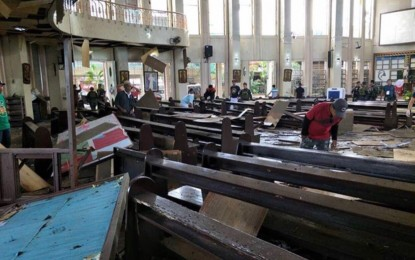 Australia, EU condole with PH amid Jolo bombings