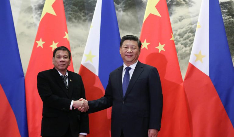 "President Duterte: ""Let the Chinese people work here, We have 300,000 Filipinos in China"""