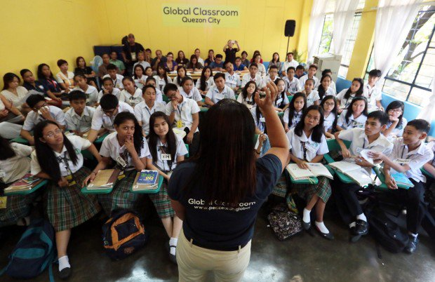 DepEd begins assessment of Grade 12 learners