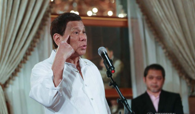 PRRD can't hide getting medical treatment abroad: Palace