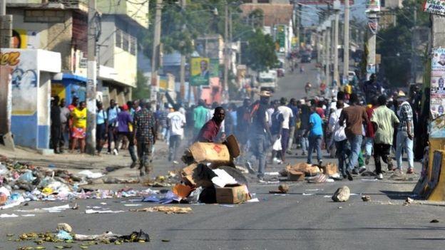 No Filipino affected in violent Haiti protests: DFA