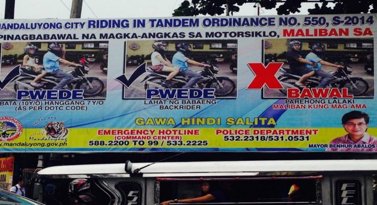 """EDSA Shooting Might Lead to """"Anti-riding-in-tandem"""" in More Parts of Metro Manila"""
