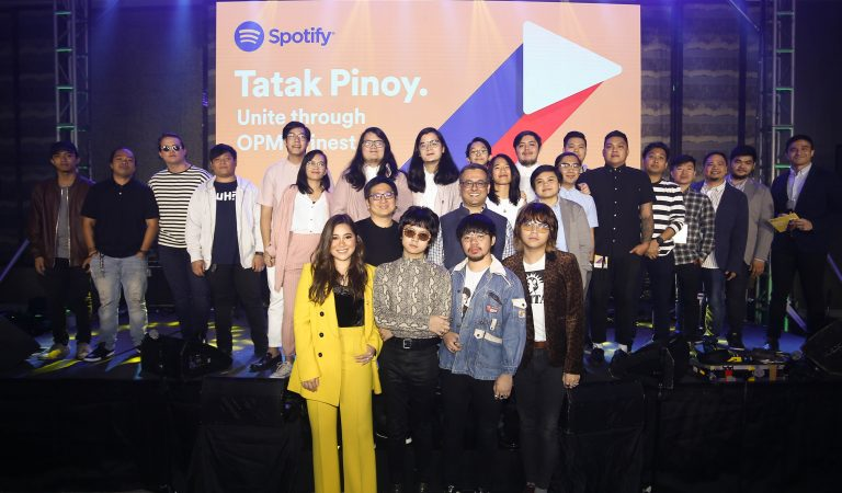 Spotify Celebrates OPM with the Launch of Spotify Jams: OPM Love Songs Campaign
