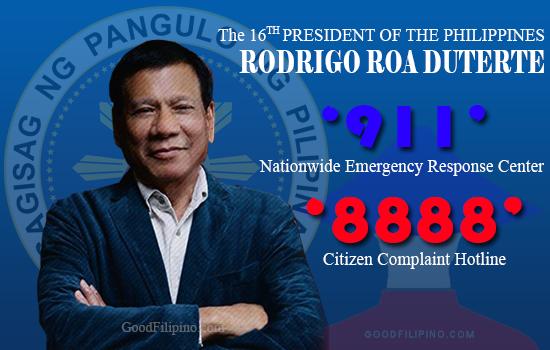 8888 hotline meant to ensure Filipino welfare: Palace