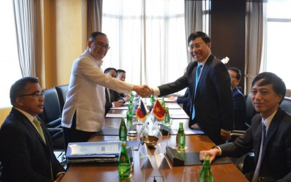 Stability in South China Sea tackled in PH, Vietnam meet