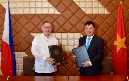 PH, Vietnam adopt new action plan to boost ties