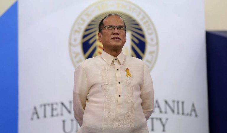 Raps vs. Aquino over Dengvaxia fiasco resolved by end-March