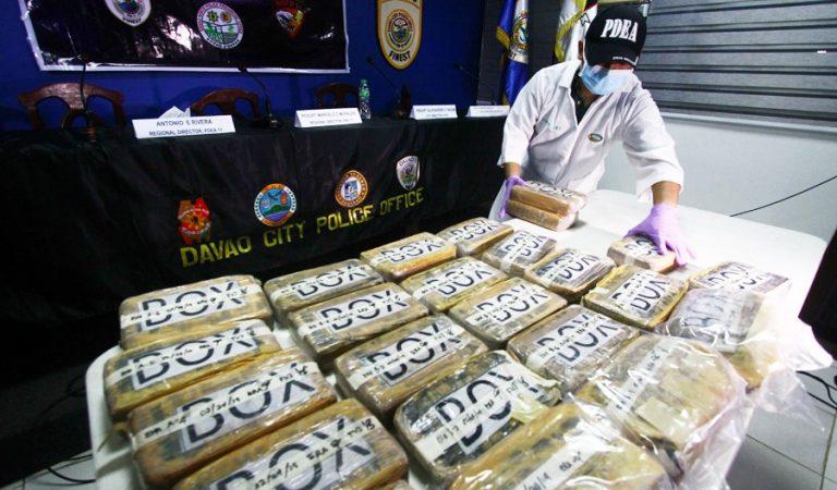 Another cocaine brick found in Aurora: PNP