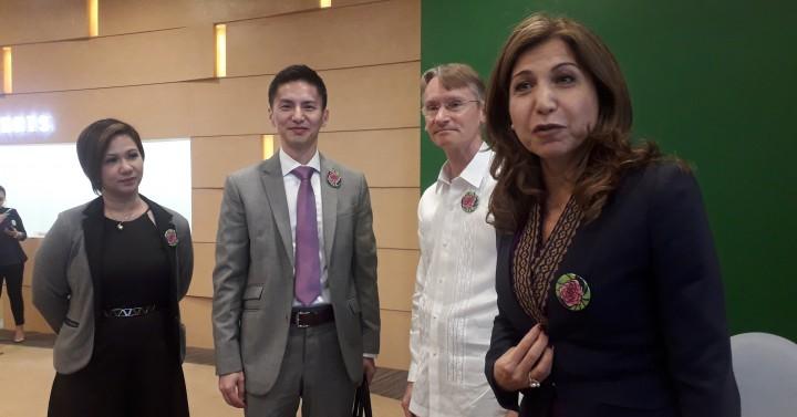 Austria, Sweden vow 'active' campaigns vs. VAW in PH