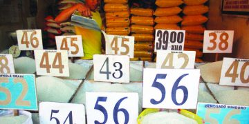 Farm-gate prices of Rice