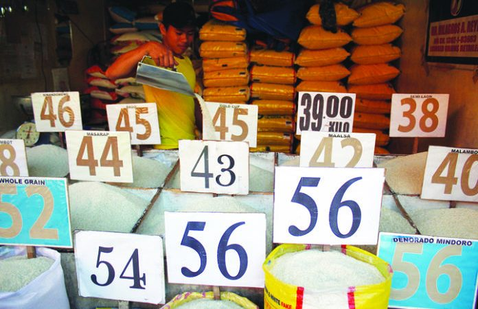 Farm-gate Prices of Rice Continue to Decline