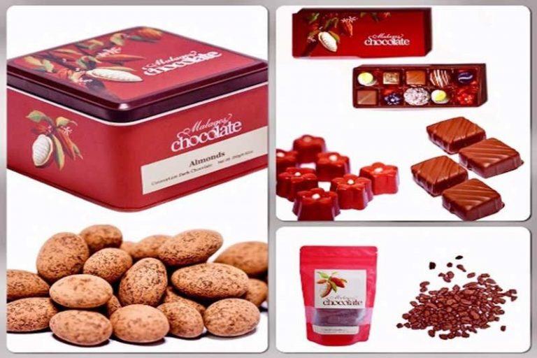 Malagos chocolates bagged awards