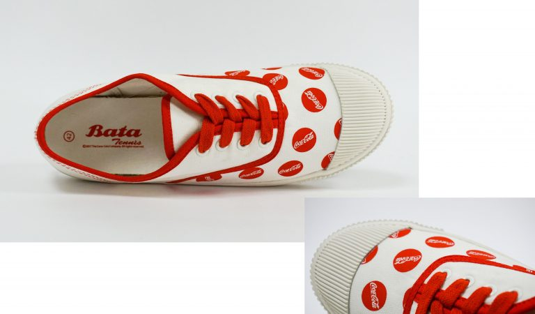 Bata Heritage and Coca-Cola Launch Capsule Collection