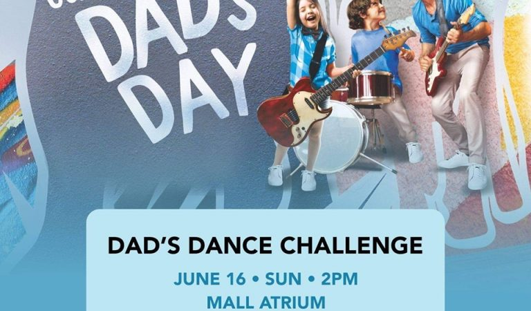 Celebrate Dad's Day at SM City Rosales