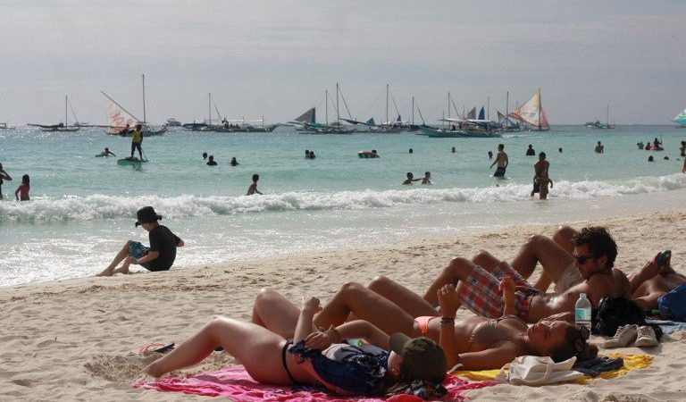 Philippine Tourist Arrivals Increased by 7.59% in Q1 2019
