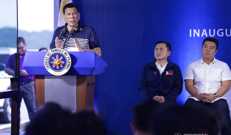 Duterte Urges to Buy Local Rice Over Imports