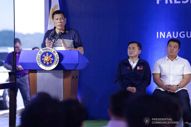 duterte urges to buy rice from local farmers over imports