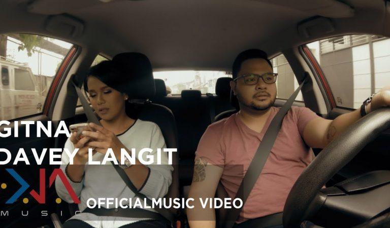 Gitna by Davey Langit (Music Video) #TrendingPHMusic