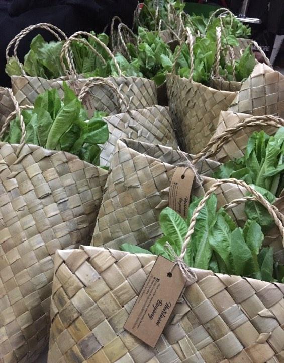 urban farming produce