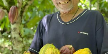 filipino farmer made it to top 50 best cocoa producers in the world