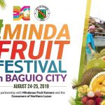 fruit festival in Baguio City