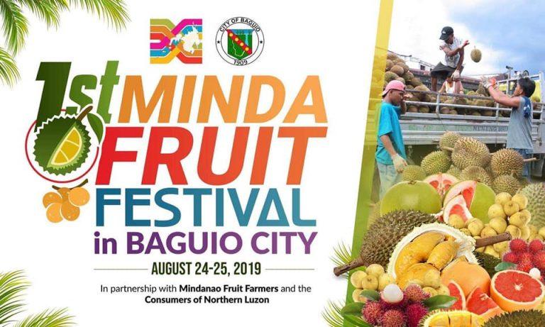 fruit festival in Baguio City
