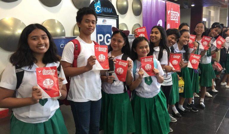 SM City Rosales holds EIGASAI: Japan Film Festival