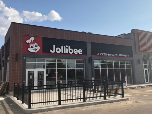 "Edmonton, ""It's Our Turn!"":  Jollibee to Open First Store in Alberta, Canada on August 16"