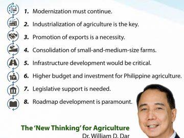 DA Secretary's 8 Paradigms