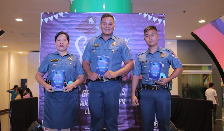 Pangasinan Singing Police Year 2 Grand Winner
