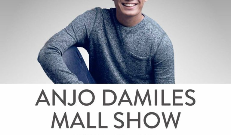 Anjo Damiles Mall Show at SM City Rosales | September 7, 2019