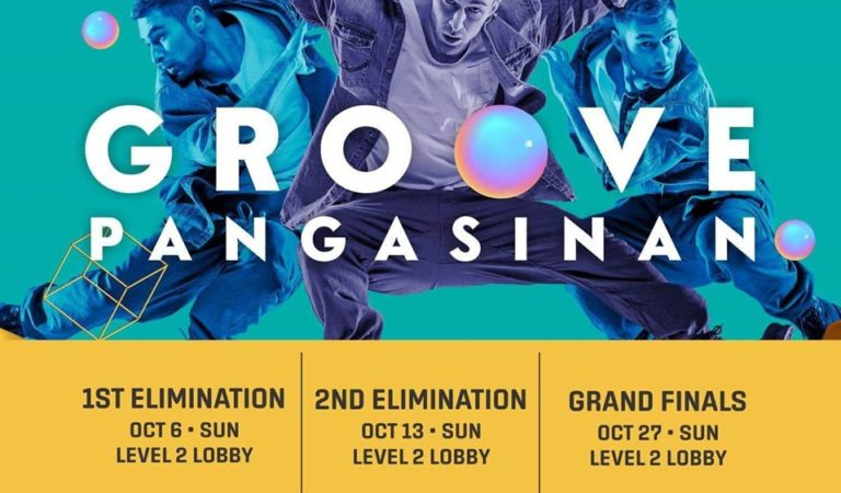 SM City Rosales' Groove Pangasinan 2019